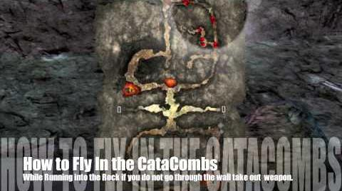 POTCO How to Enter Dead Space in the Catacombs