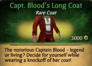 Capt Bloods Longcoat
