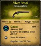 Silver Pistol 2010-11-16