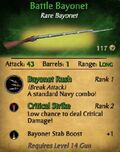 Battle Bayonet