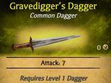 Gravedigger's Dagger