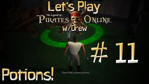 Let's Play TLOPO w Drew - 11 Potions!