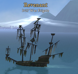 Revenant clearer