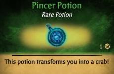 Pincer Potion