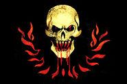 Blackbeard flag