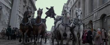 Fuga JackSparrow Londra