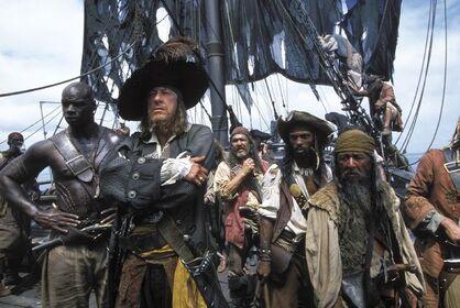 Barbossa Crew