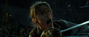 Henry durante battaglia