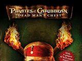 Pirati dei Caraibi - La Maledizione del Forziere Fantasma (libro)
