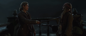 Henry Turner vs Jack Sparrow