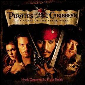Pirates 1 Soundtrack
