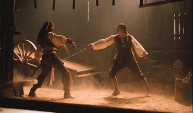 Jack vs Will primo duello