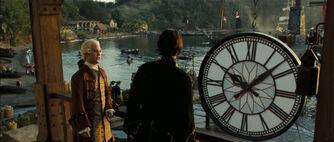 Beckett e Will