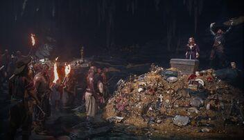 Isla de Muerta rituale