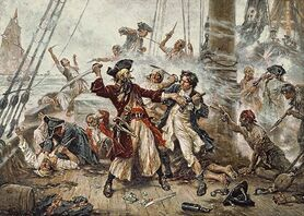 Capture of Blackbeard-0