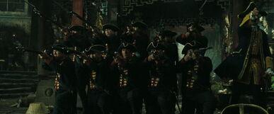 Plotone soldati EITC