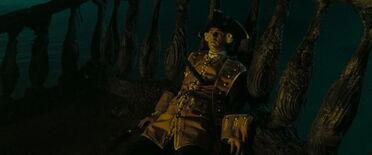 James Norrington morto