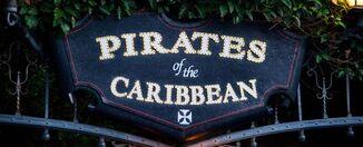 Disneyland-POTC sign