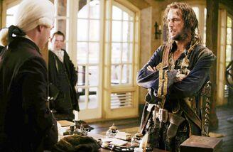 Norrington ufficio Beckett