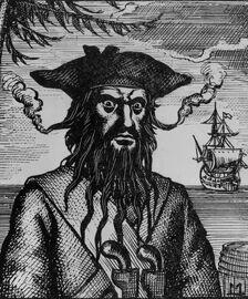 Blackbeard Real