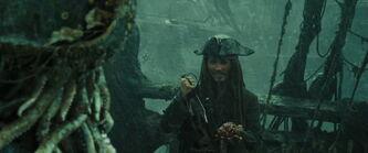 Jack Sparrow minaccia DJ