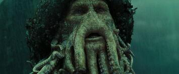 Davy Jones morente