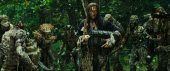 Norrington-Dead man's cheast