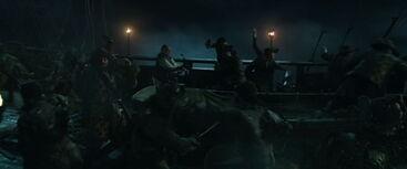 Pirati difendono la PN