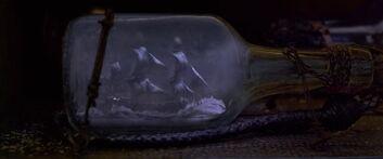 Perla Nera in bottiglia