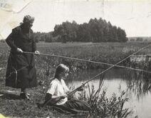 Szembekowa na rybach