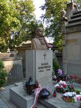 Konopnicka-grób