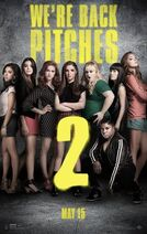 Pitch Perfect 2 altposter