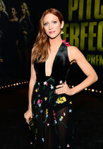 Pitch Perfect 3 Premiere Brittany Snow