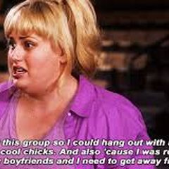 Are bumper and fat amy dating in real life