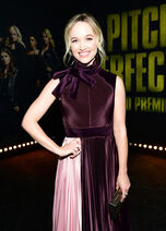 Pitch Perfect 3 Premiere Kelley Jakle