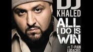 "DJ Khaled ""All I Do Is Win"" feat"