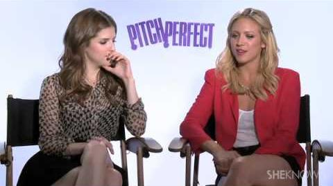 The cast of Pitch Perfect sings their favorite songs for SheKnows.