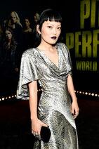 Pitch Perfect 3 Premiere Hana Mae Lee