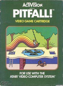 Pitfall Cover