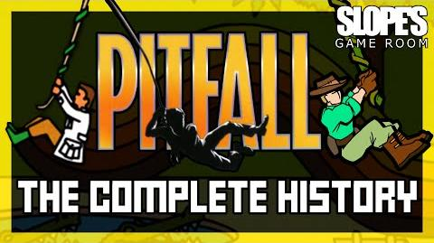 Pitfall! The Complete History - SGR