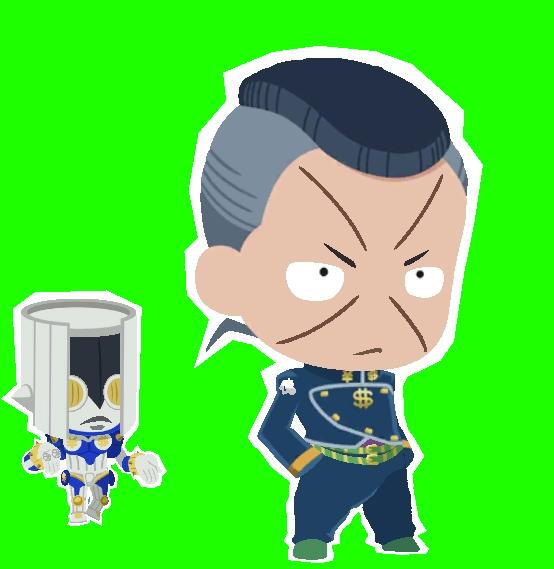 Okuyasu Nijimura | Jojo's Pitter Patter Pop Wiki | FANDOM powered by