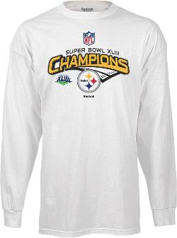 Super Bowl XLIII Shirt