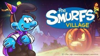 Smurfs' Village - Halloween update 1.85.0