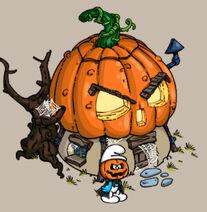 PituCalabaza De Halloween