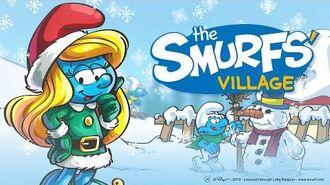Smurfs' Village - Christmas update 1.88.0 (Part 2)