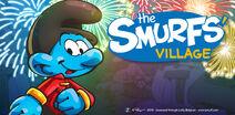 Chinese Builder Smurf Banner SV 2020