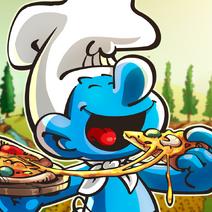 Chef Smurf Icon SV 2019