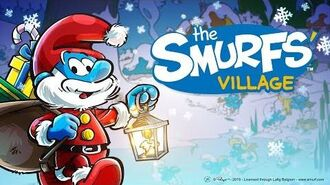 Smurfs' Village - Christmas update 1.86.0 (Part 1)