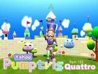 Yahpp-Pumptris Quattro