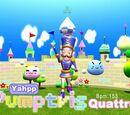 Pumptris Quattro